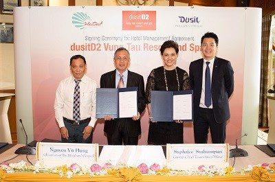 Dusit International set to open new hotel in Vietnam's popular seaside destination