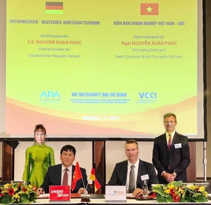 Vietjet inks strategic aircraft financing agreement with German Operating Aircraft Leasing