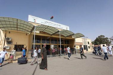 Benghazi's international airport officially reopens