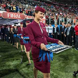 Qatar Airways congratulates Germany on winning FIFA Confederations Cup 2017