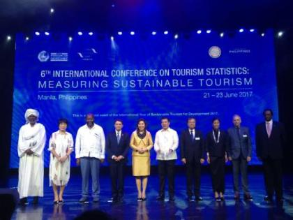 UNWTO Manila Conference sets roadmap to measure sustainable tourism