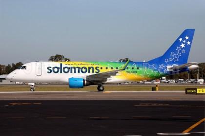 Solomon Airlines & Air Kiribati to partner on new Brisbane-Honiara-Kiribati service
