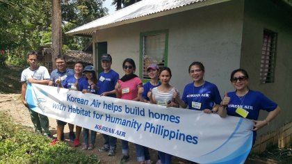 Korean Air: Building homes and lives in the Philippines