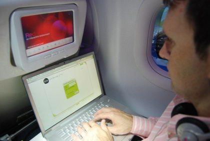 New Air France airline: hypertech