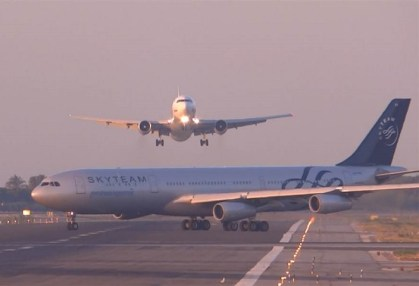 Air traffic controller 'went silent': Pilots avert near-miss crash at Barcelona Airport