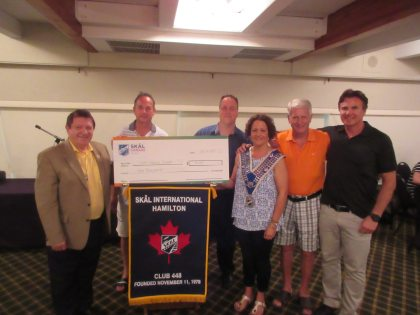 Tourism leaders fight Cystic Fibrosis