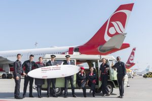 airberlin starts co-operation with JetBlue