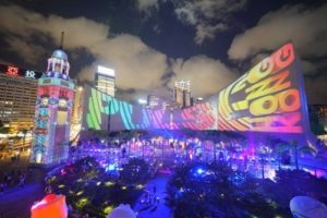 Brand new Hong Kong Pulse Light Show launches today
