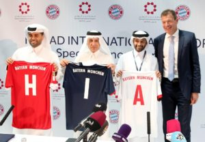 Hamad International Airport announces enhancement of FC Bayern München sponsorship