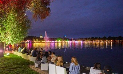 Maschsee Lake Festival 2017 opens in Hannover