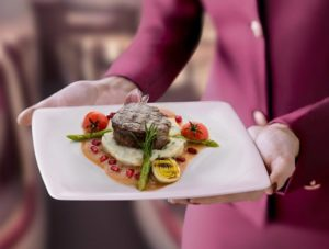 Qatar Airways launches pre-select dining service for premium passengers