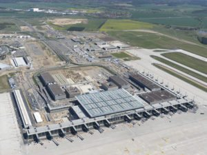 Jumping the gun? Grand expansion plans for yet to be opened Berlin-Brandenburg Airport unveiled