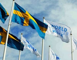 World Water Week opens in Stockholm