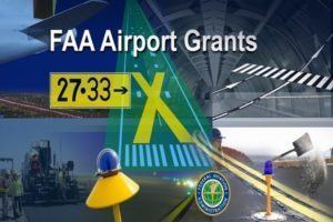 FAA announces $167.6 million in infrastructure grants to 64 airports in 30 states