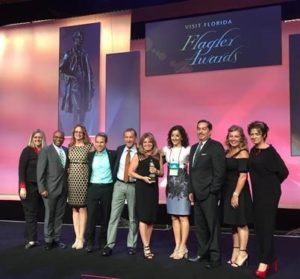 Greater Fort Lauderdale Convention & Visitors Bureau celebrates 50th annual Flagler Awards with four wins