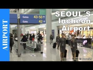Harmony of ethereal voices in Incheon International Airport: A Cappella Competition