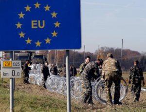 European Commission: Extend EU internal border controls to stop flood of migrants