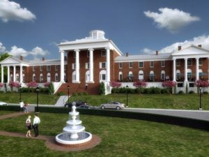 Luxury boutique hotel to open late Spring 2018 in Staunton, Virginia
