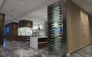 Air Canada unveils new Vancouver International Maple Leaf Lounge