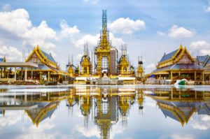 The King of Kings: Thailand prepares for the cremation of late King Bhumibol Adulyadej in October