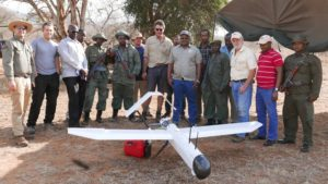 Tanzania deploys drones in national park to fight poaching