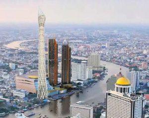 New Bangkok landmark will be Thailand's tallest building