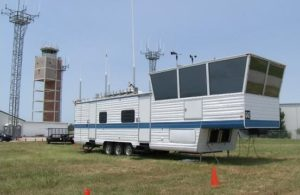 FAA sends mobile air traffic control tower to St. Thomas