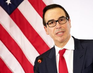US Treasury Secretary Steven T. Mnuchin issues statement on 16th Anniversary of 9/11