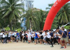 24 Hotels in Hainan Joined with 'Run to Give'