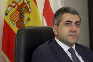 Zurab Pololikashvili from Georgia confirmed UNWTO Secretary General