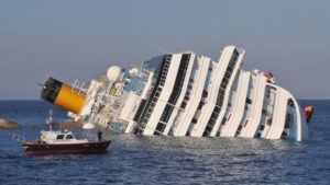 Costa Concordia accident cases brought in Florida must be heard in Italy