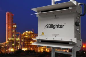 Lower Cost E-scan Doppler Radar for Airports and Critical Infrastructure Protection