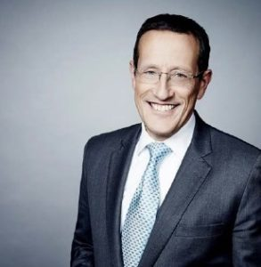 Interview with CNN's Richard Quest