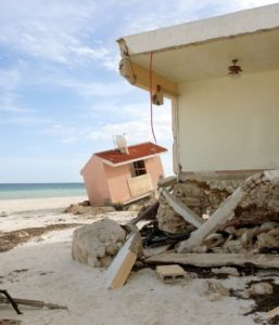 The impact of natural disasters in the Caribbean