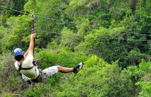 Tourist suffers severe ankle injury while zip-lining in Dominica: Is cruise line liable?