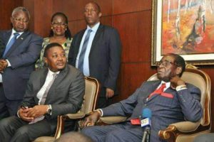 Mzembi appointed foreign minister Zimbabwe