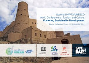 UNWTO/UNESCO World Conference on Tourism and Culture: Fostering sustainable development
