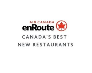 Air Canada announces Canada's Best New Restaurants 2017