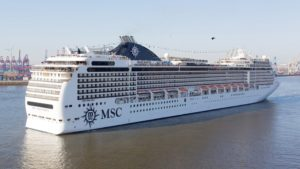 MSC Cruises launches second world cruise