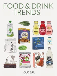 Five global food and drink trends for 2018 announced