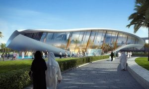 Dubai's culture enters limelight with award winning museum