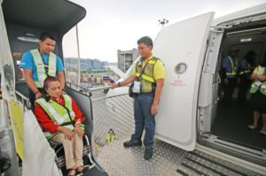 Cebu Pacific invests in facilities for Persons with Reduced Mobility