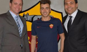 Egypt becoming Official Tourism Partner of AS Roma football