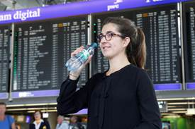 FRAPORT drinking water