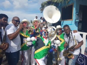 Mauritius best performing international group at Seychelles Carnaval