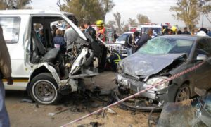 UN: Traveling to Africa? Road accidents the deadliest worldwide