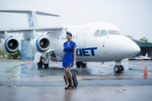 Drone strikes Skyjet aircraft: Statement