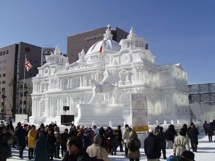 Singaporean tourists love Sapporo – and it shows  !