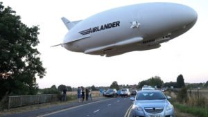 """The """"Flying Bum"""" crashes in Bedfordshire injuring two people"""