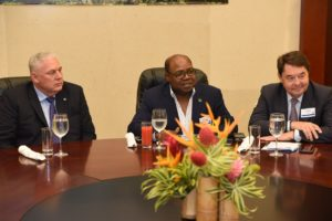 Minister Bartlett gives update on Caribbean Resilience Initiative